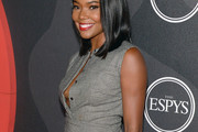 Gabrielle Union Fitted Blouse