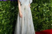 Rachel Brosnahan Beaded Dress