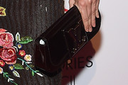 Carol Alt Patent Leather Clutch