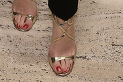 Megyn Kelly Strappy Sandals