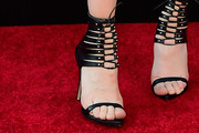 Charlotte Gainsbourg Lace-Up Heels
