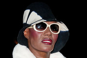 Grace Jones Cloche