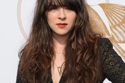 Madeline Fuhrman Long Wavy Cut with Bangs