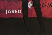 Sarah Hyland Over the Knee Boots