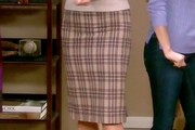 Erinn Hayes Knee Length Skirt