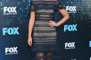 Morena Baccarin Sheer Dress
