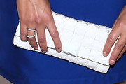Michaela Conlin Quilted Clutch