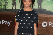 Skai Jackson Knit Top
