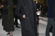 Carine Roitfeld Wool Coat