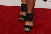 Bridget Moynahan Strappy Sandals