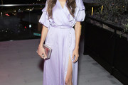 Angela Sarafyan Wrap Dress