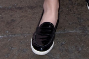 Britt Robertson Penny Loafers