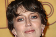 Carrie Coon Short Cut With Bangs