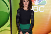 Jennifer Beals Crewneck Sweater