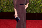 Maura Tierney Beaded Dress