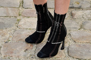 Olympia Scarry Mid-Calf Boots