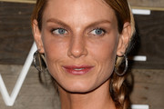 Angela Lindvall Long Braided Hairstyle