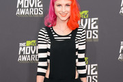 Hayley Williams Crop Top