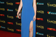 Radha Mitchell Strapless Dress