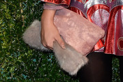Susanna Lau Fur Clutch