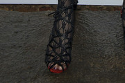 Penny Lancaster Strappy Sandals