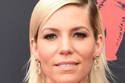 Skylar Grey Side Parted Straight Cut