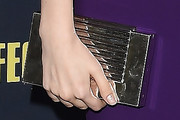 Anna Kendrick Box Clutch