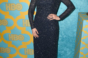 Carrie Preston Beaded Dress