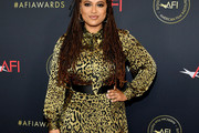 Ava DuVernay Pussybow Blouse