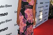 Kimberly Elise Print Dress