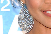 Kimberly Elise Dangling Gemstone Earrings