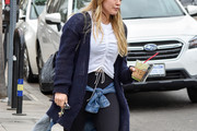 Hilary Duff Cardigan