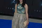 Jessica Brown-Findlay   Cocktail Dress