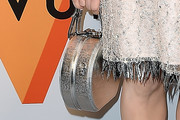 Michelle Williams Metallic Purse