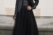 Noomi Rapace Evening Dress