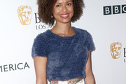 Gugu Mbatha-Raw Crop Top