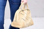 Kate Bosworth Leather Tote