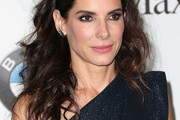 Sandra Bullock Long Curls