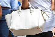 Karlie Kloss Leather Tote
