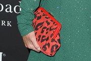 Christy Turlington Burns Printed Clutch