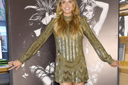 Heidi Klum Sequin Dress