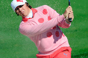 Rickie Fowler V-neck Sweater
