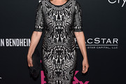 Frances Fisher Print Dress