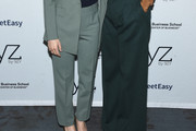 Abbi Jacobson Wide Leg Pants