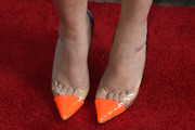 Mayim Bialik Pumps