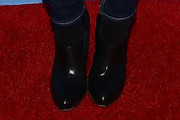 Maura Tierney Ankle Boots