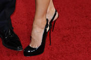 Jennifer Flavin Slingbacks