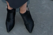 Kelly LeBrock Ankle Boots
