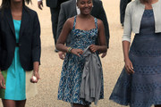 Sasha Obama Sundress