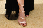 Keri Russell Strappy Sandals